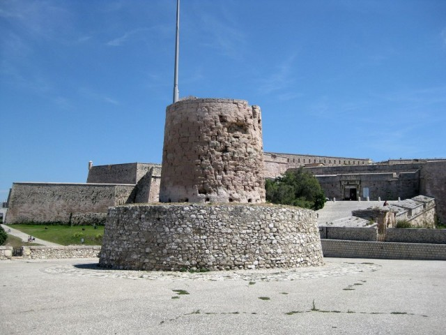 Форт святого Николая (Fort Saint-Nicolas)