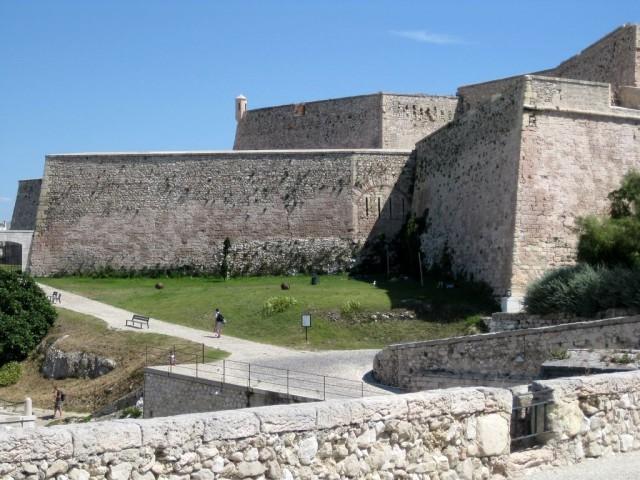 Форт святого Николая (Fort Saint-Nicolas)