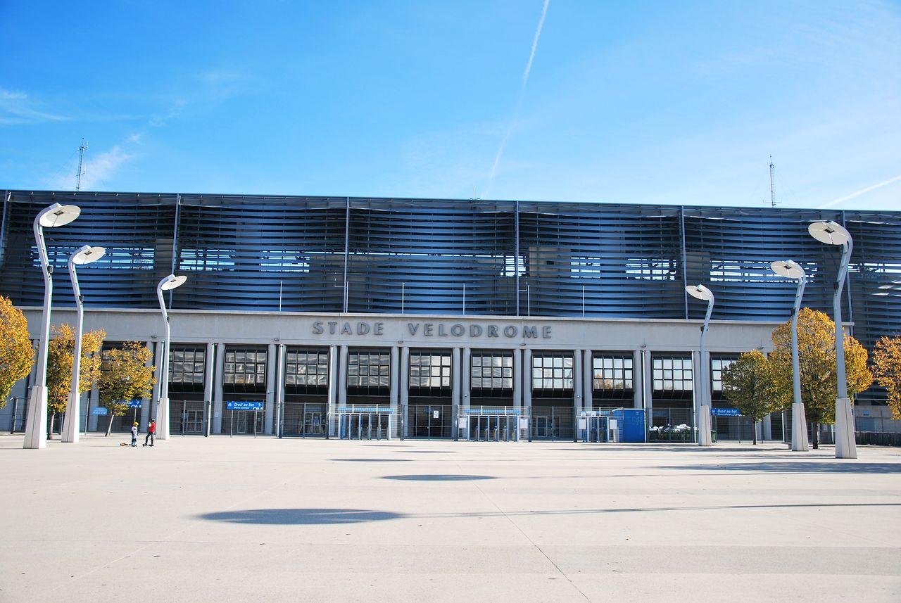 Марсельский стадион Велодром