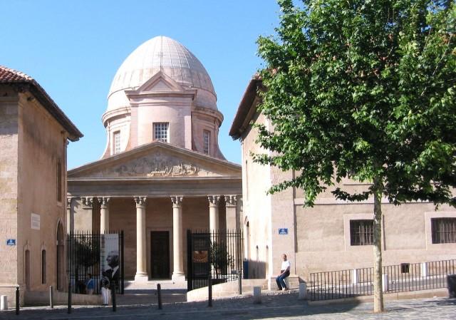 Старая богадельня (Vieille Charité)