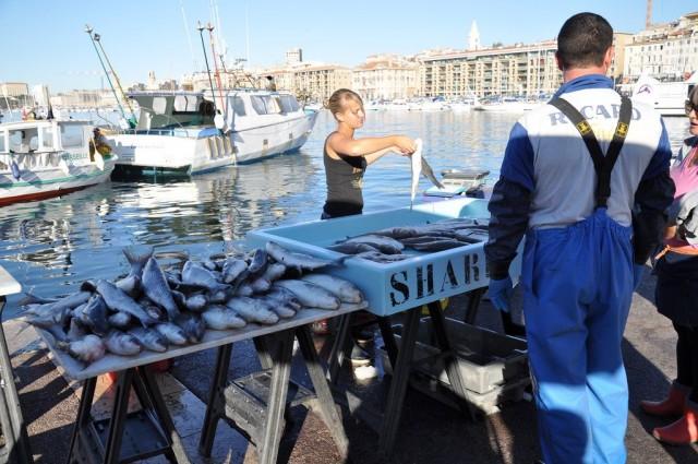 Рыбный рынок (Marché aux poissons)