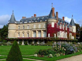 Замок Рамбуйе – резиденция королей и президентов Франции