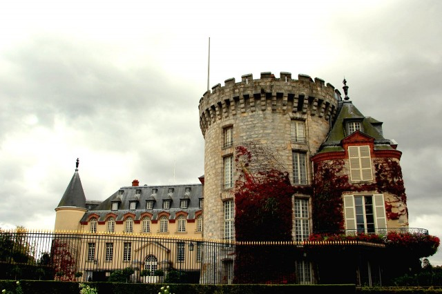 Замок Рамбуйе (Château de Rambouillet)