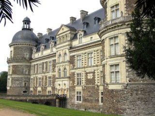 Замок Серран