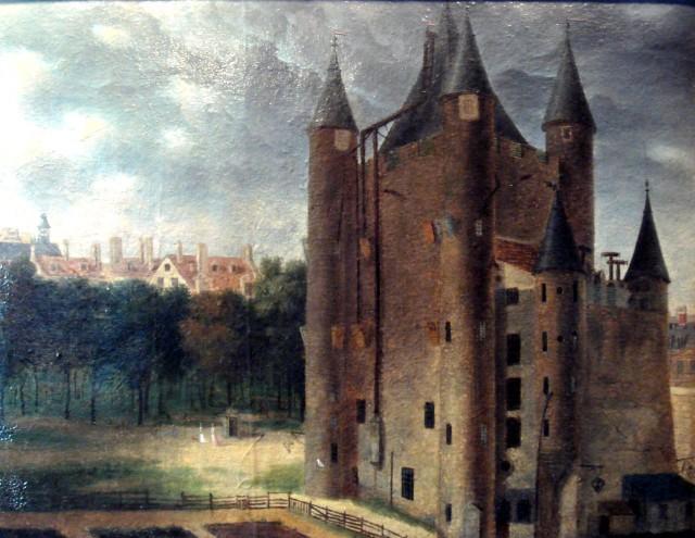 Крепость Тампль (Tour du Temple)