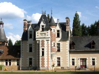 Шато де Труссэ – один из самых маленьких замков долины Луары