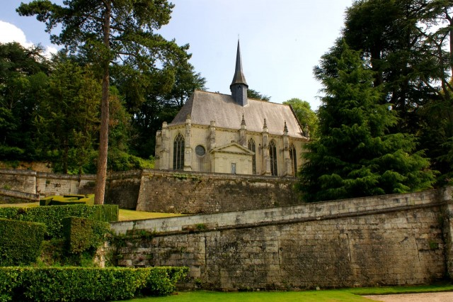 Замковая часовня