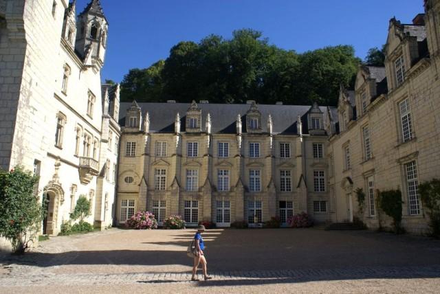 Замок Юссе (Château d'Ussé)