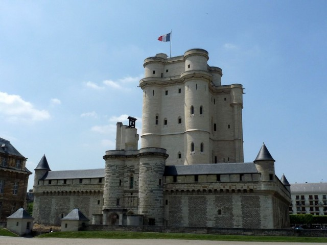 Венсенский замок (Château de Vincennes)