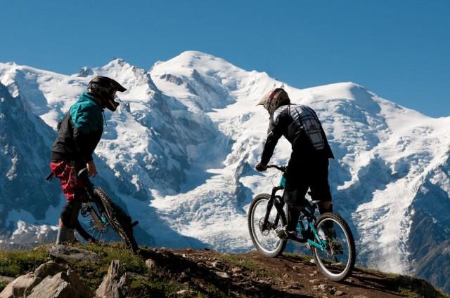 Шамони-Монблан (Chamonix-Mont-Blanc) France