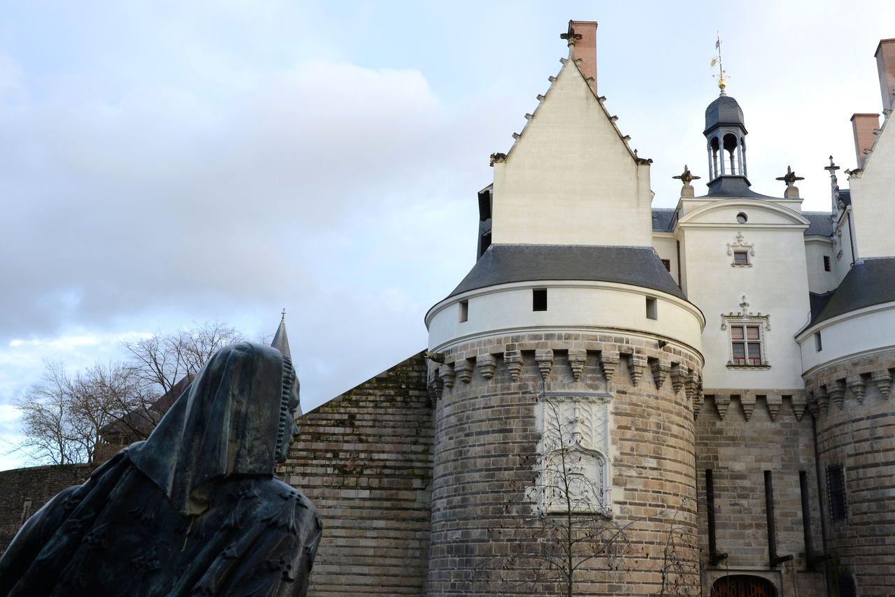 Замок герцогов Бретонских в Нанте