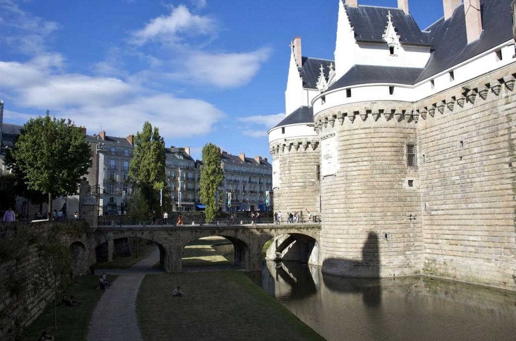 Замок герцогов Бретонских (Château des ducs de Bretagne)