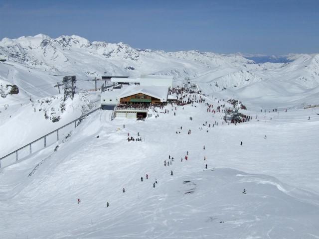 Ле Дез Альп (Les Deux Alpes)