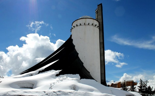 Церковь Богоматери Снегов (Notre-Dame des Neiges)