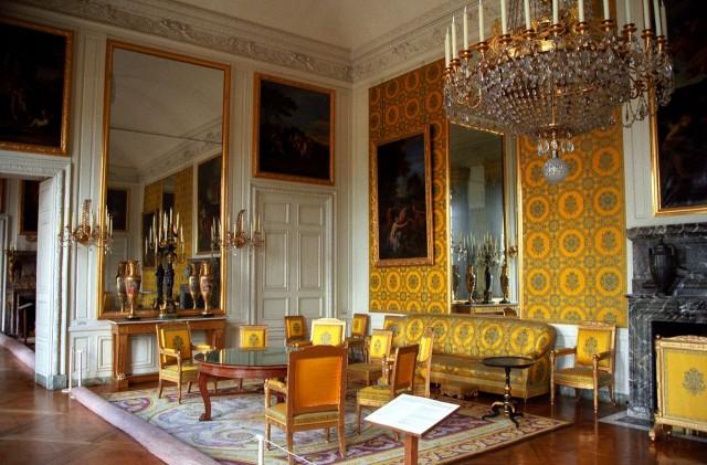 Интерьер Версаля