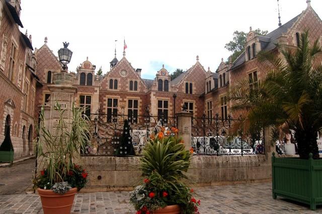 Отель Groslot