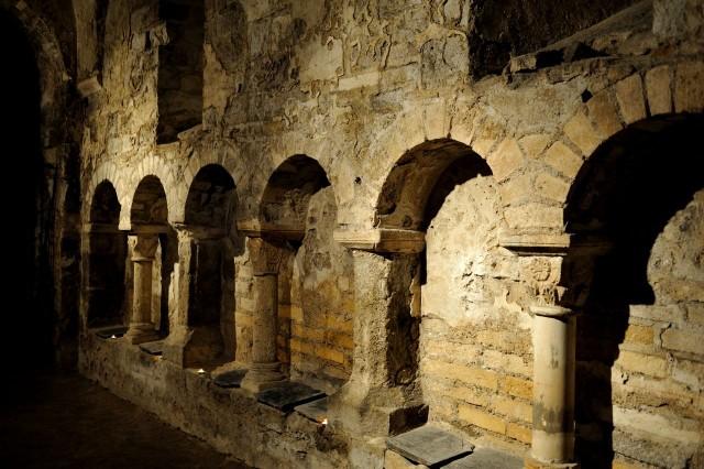 Крипта святого Аниана (Crypte Saint-Aignan)