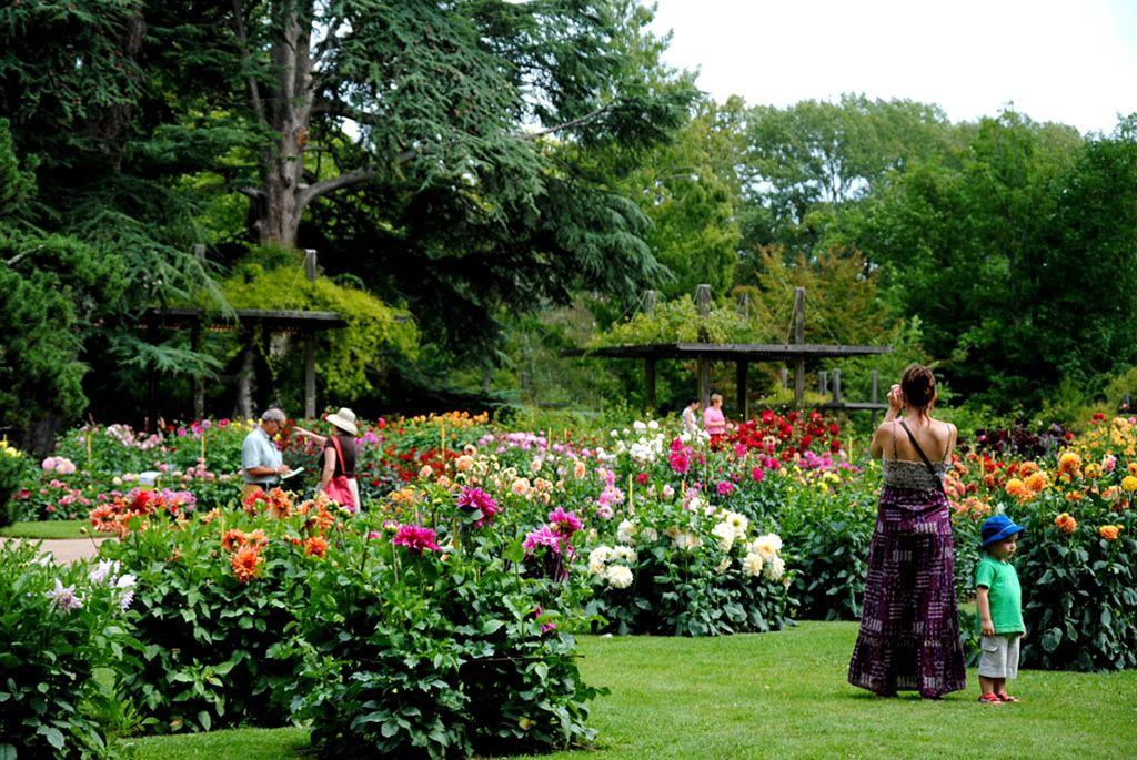 Парк Цветов Сурс – романтическое зелёное царство у Источника