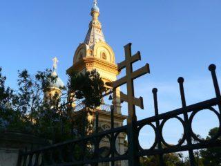 Архангело-Михайловская церковь – русский православный храм в Каннах