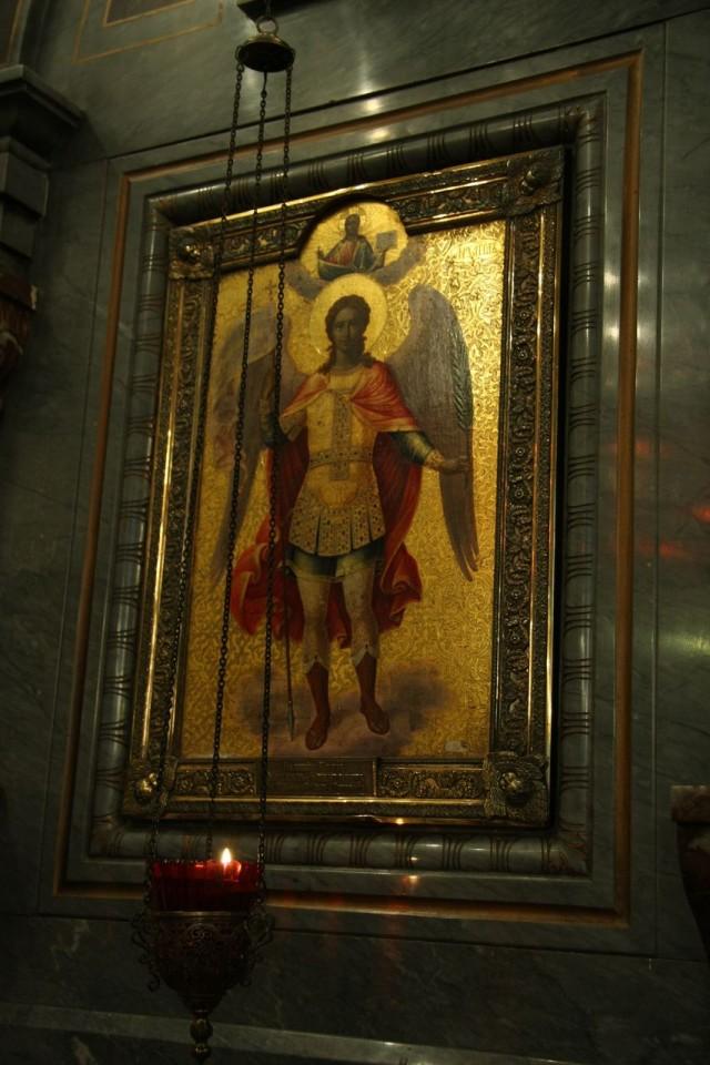 Икона, подаренная храму великим князем Михаилом Михайловичем