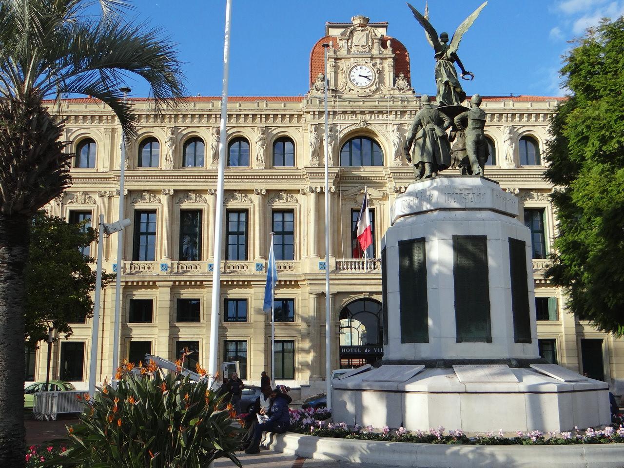 Памятник павшим в в мировых войнах