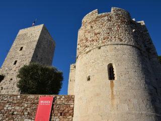 Музей де ла Кастр в старой крепости на холме Сюке