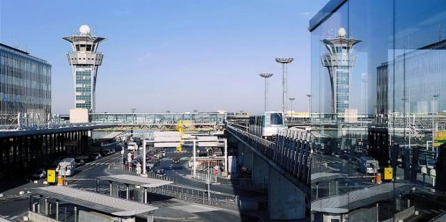 Аэропорт Париж-Орли