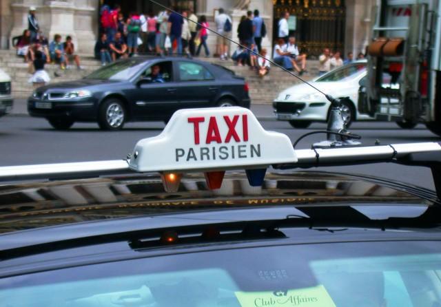 Парижское такси