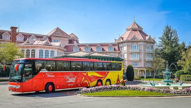 Автобус до Диснейленда