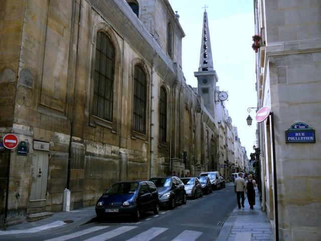 Церковь Сен-Луи-ан-л'Иль (Église Saint-Louis-en-l'Île)